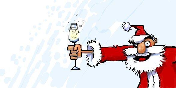 Веселыеграфии новый год